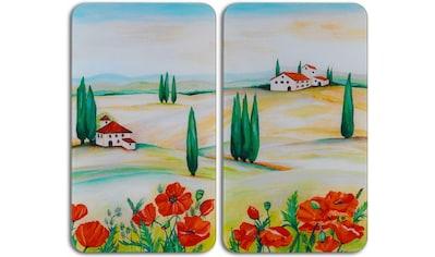 """WENKO Herd - Abdeckplatte """"Toscana"""", Glas, (Set) kaufen"""