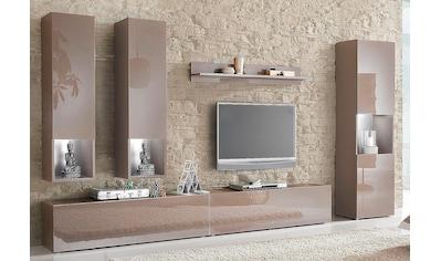 Tecnos Wohnwand (Set, 6 - tlg) kaufen