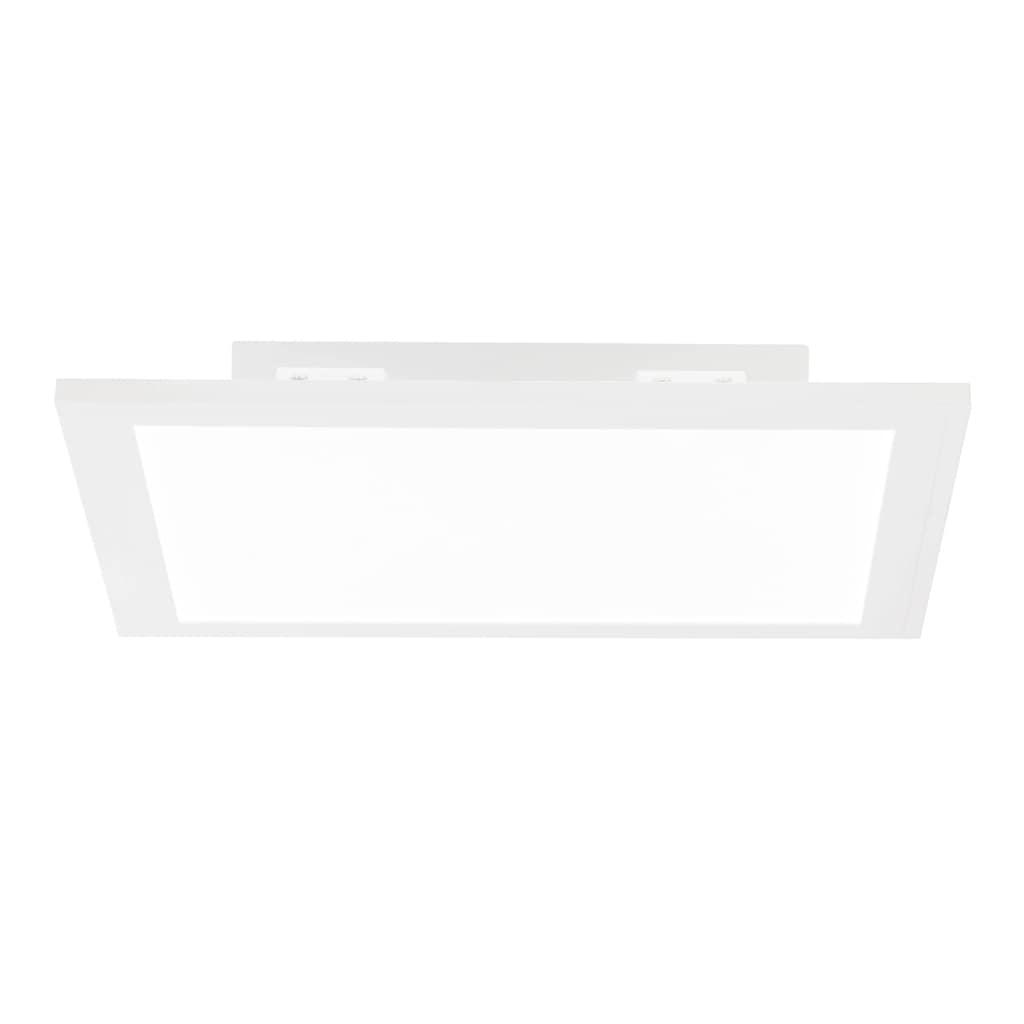 Brilliant Leuchten Abie LED Deckenaufbau-Paneel 30x30cm RGB weiß