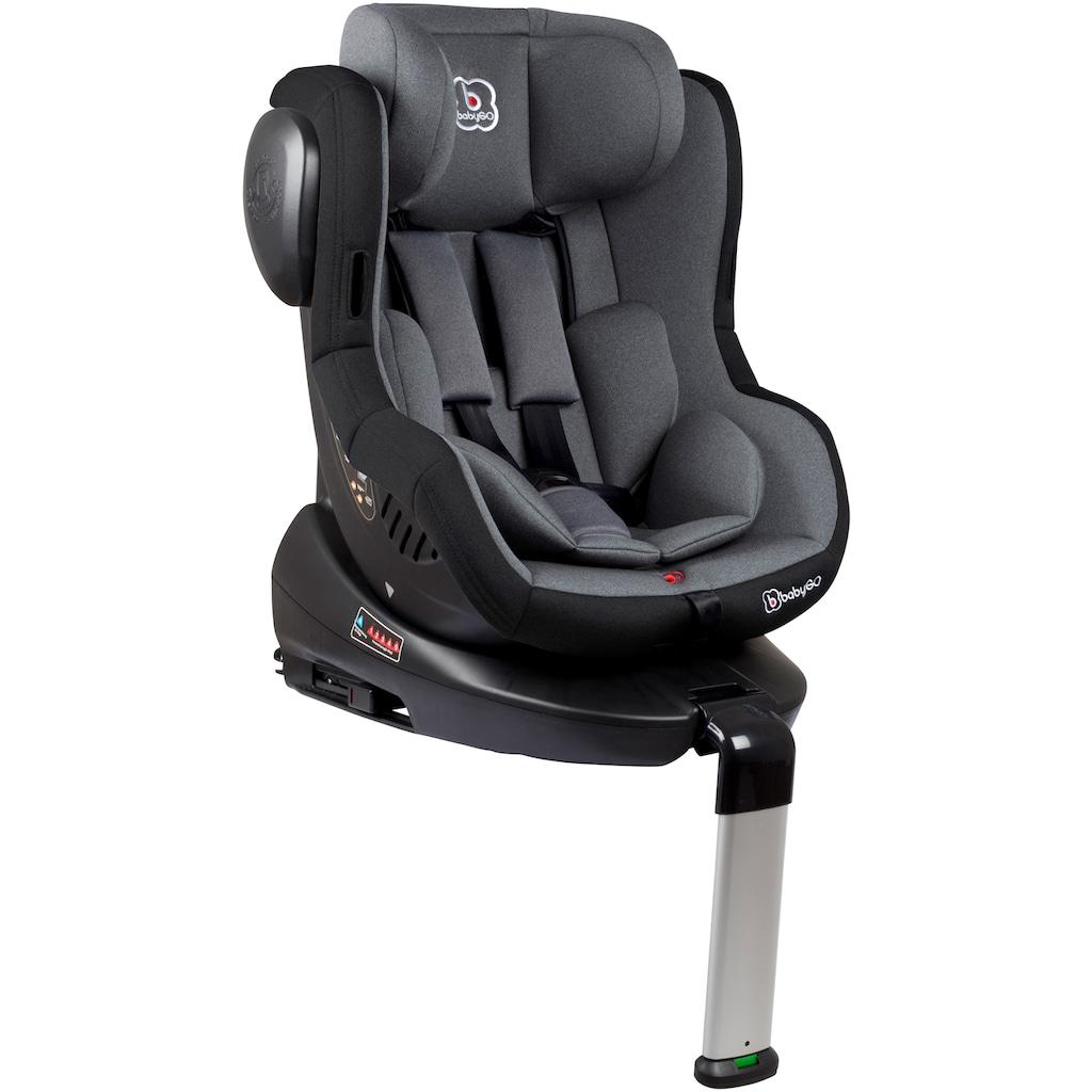 BabyGo Autokindersitz »Iso360«, Klasse 0 / I (bis 18 kg)