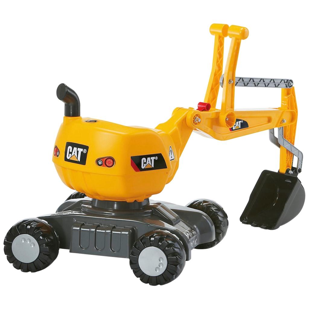 Rolly Toys Spielzeug-Aufsitzbagger »Digger CAT«, BxLxH: 43x102x74 cm