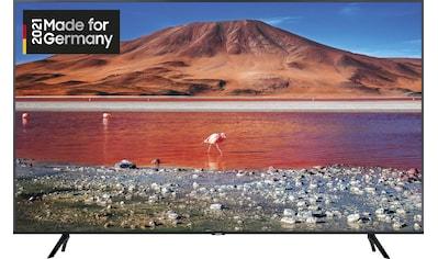 """Samsung LED-Fernseher »GU55TU7079U«, 138 cm/55 """", 4K Ultra HD, Smart-TV kaufen"""