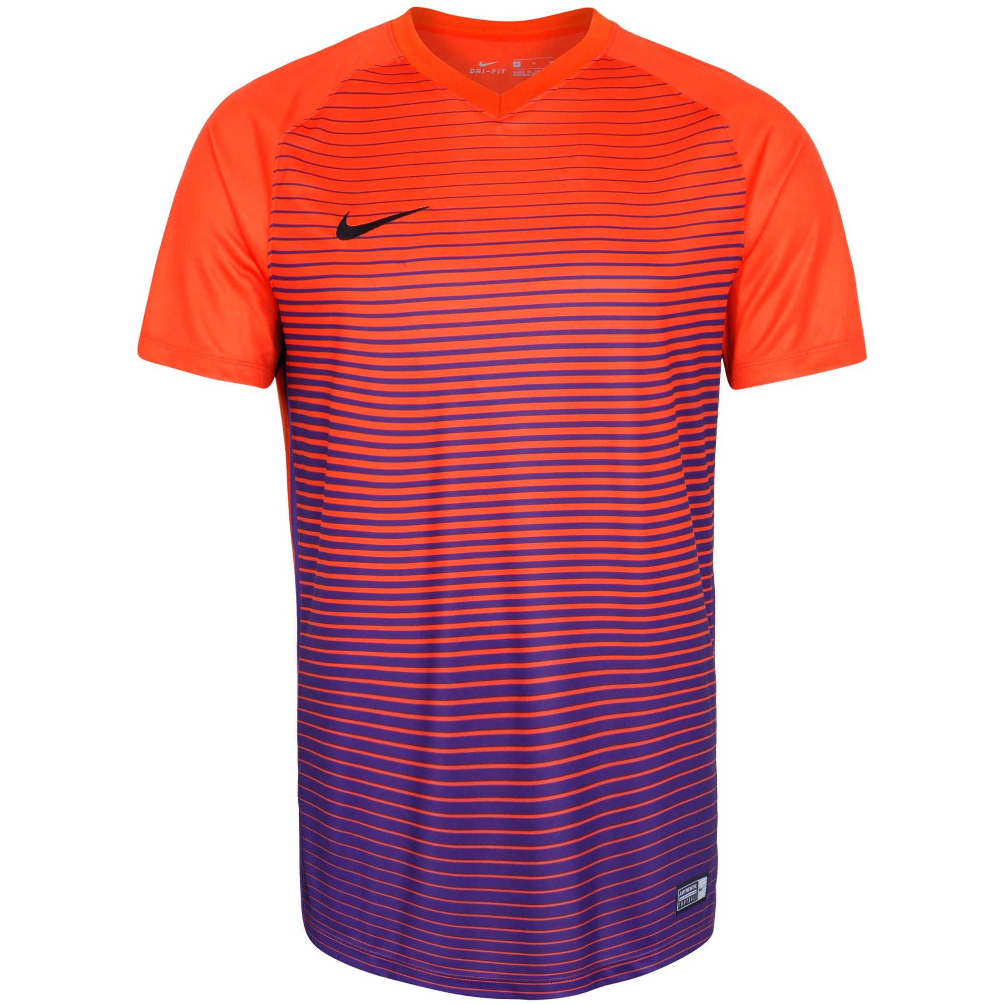 Nike Fußballtrikot Precision Iv | Sportbekleidung > Trikots > Fußballtrikots | Orange | Ab - Trikot | Nike