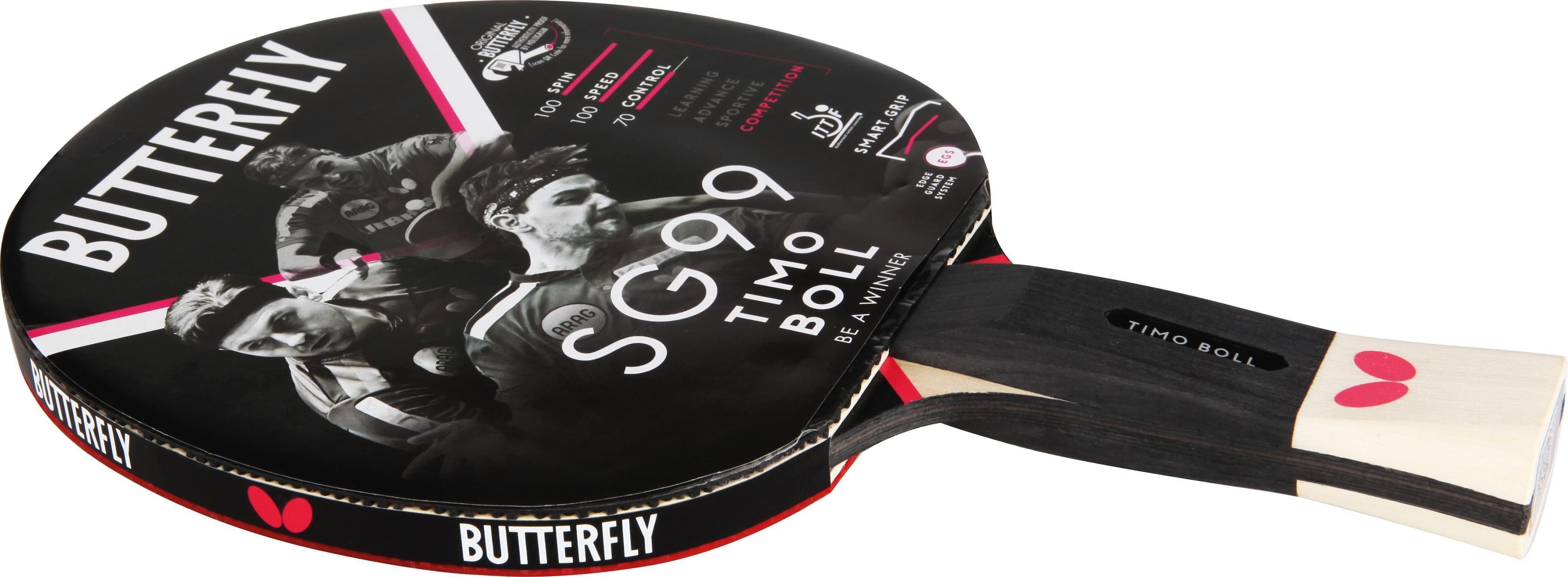 Butterfly Tischtennisschläger Timo Boll SG99 Technik & Freizeit/Sport & Freizeit/Sportarten/Tischtennis/Tischtennis-Ausrüstung
