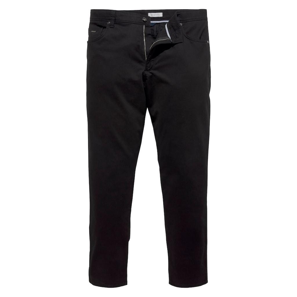 bugatti Regular-fit-Jeans, Regular-fit, constant Colour- Ausstattung