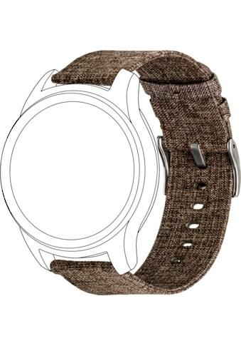topp Accessoires Ersatz - /Wechselarmband »Nylon für Samsung/Garmin Watch« kaufen