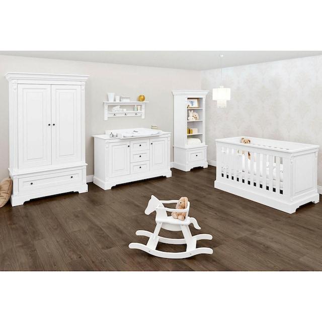 Pinolino® Babyzimmer-Komplettset »Emilia« (Set, 3-tlg)