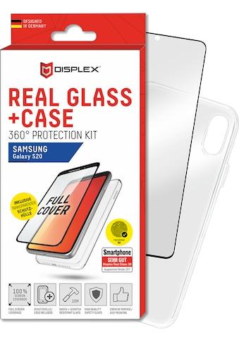 Displex Schutzglas »Real Glass 3D + Case für Samsung Galaxy S20« kaufen
