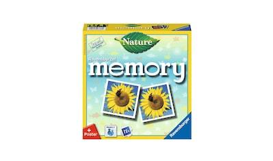 Ravensburger Spiel »Nature memory®«, Made in Europe kaufen