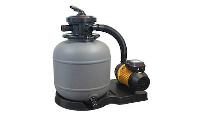 SUMMER FUN Sandfilteranlage »SF 122 Set 4 - tlg.«, Pumpleistung 3 m³ kaufen
