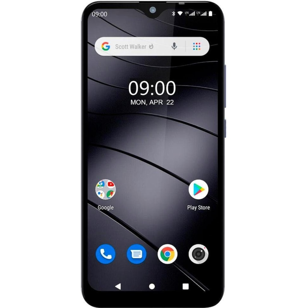 """Gigaset Smartphone »GS110«, (15,5 cm/6,1 """" 16 GB Speicherplatz, 8 MP Kamera)"""