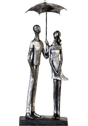 Casablanca by Gilde Dekofigur »Skulptur Umbrella«, Dekoobjekt, Höhe 36 cm,... kaufen