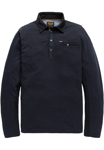 PME LEGEND Langarmshirt, mit Struktur kaufen