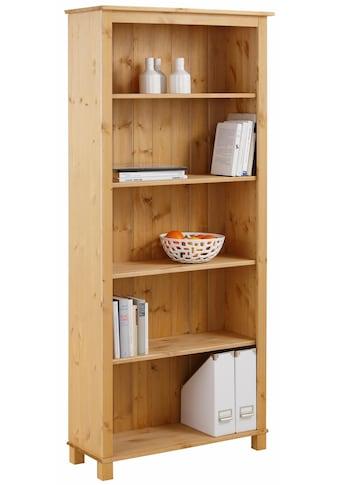 Home affaire Regal »Pivo«, aus massivem schönen Kiefernholz, Höhe 171 cm kaufen