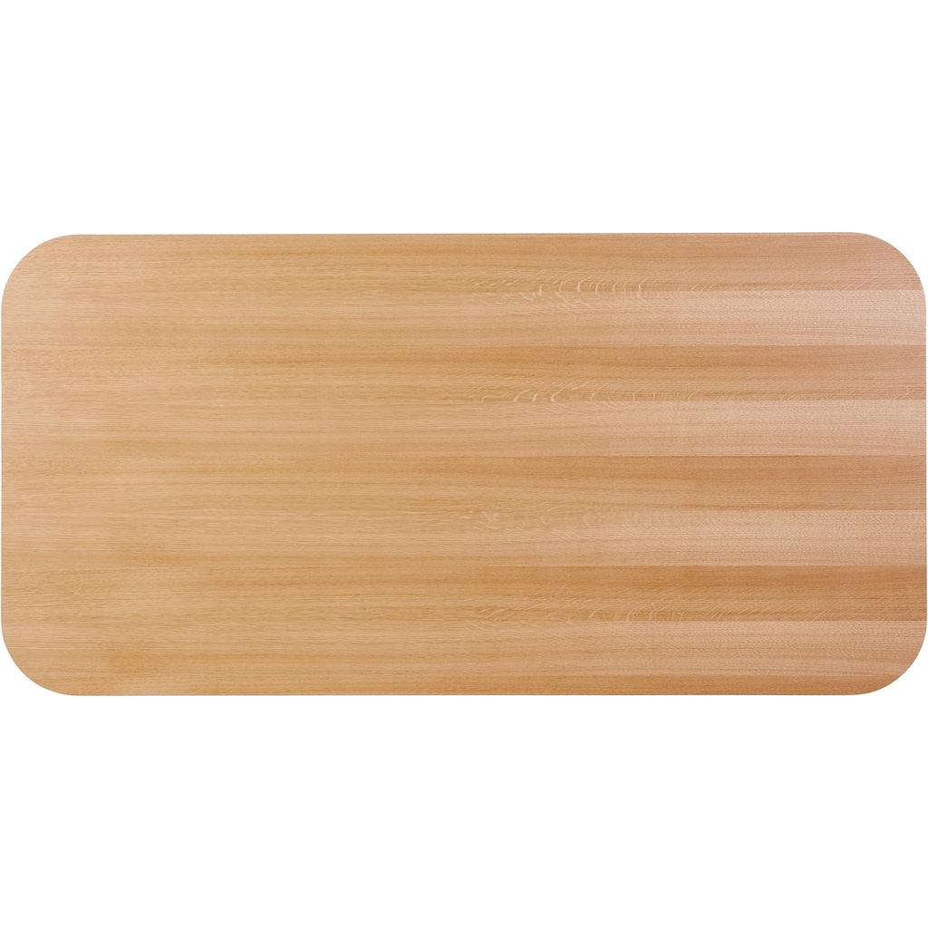 andas Esstisch »Alfredo«, aus Massivholz