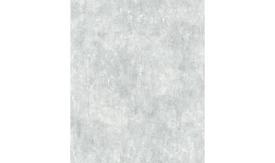 WOW Vliestapete »Beton Uni«, Steinoptik, Grau - 10m x 52cm kaufen