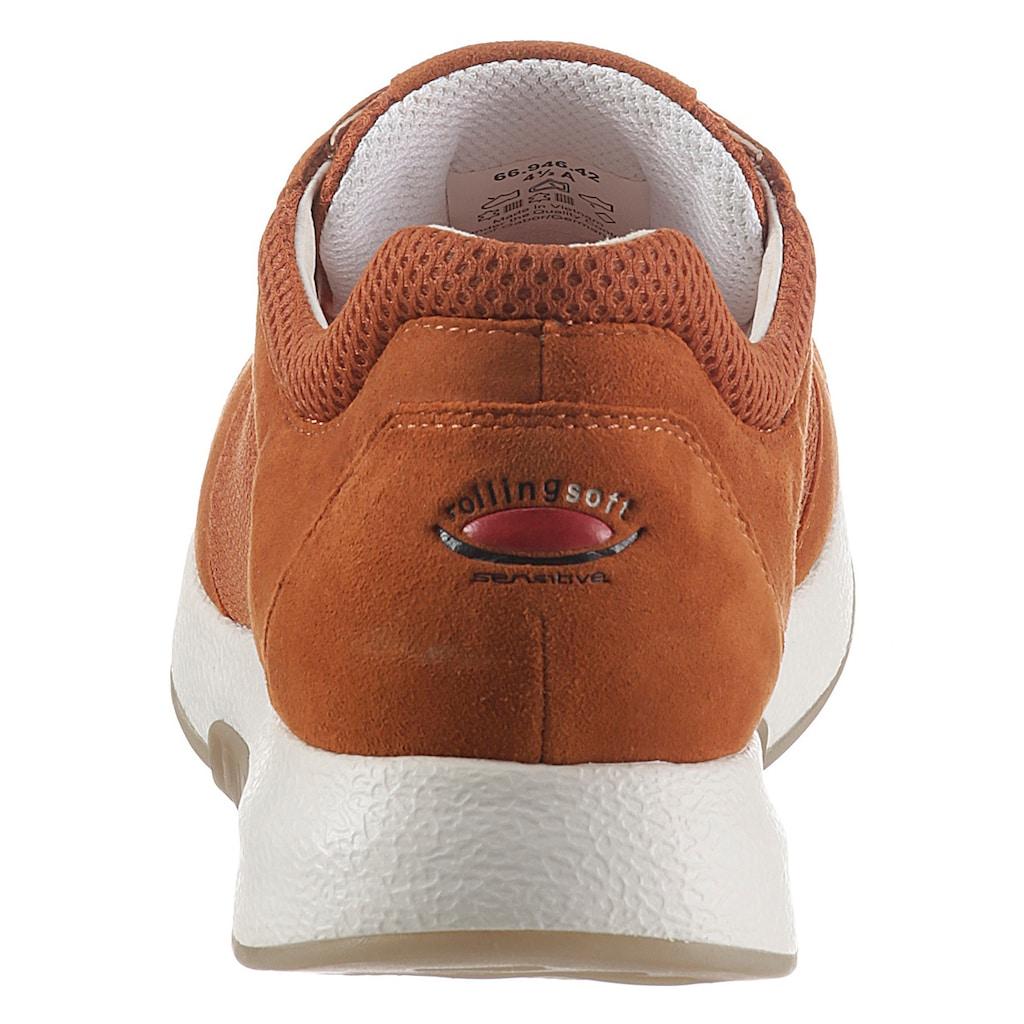 Gabor Rollingsoft Keilsneaker, mit typischer Laufsohle