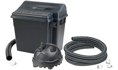 Ubbink Teichfilter »Filtra Clear 6000 PlusSet«, mit UVC-Klärer, für Teiche bis: 4.500 l/h kaufen