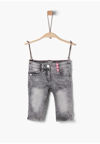 s.Oliver Capri - Jeans_für Mädchen kaufen