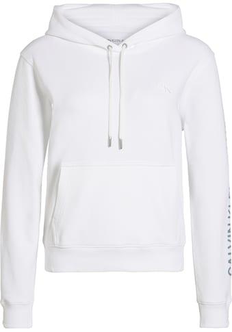 Calvin Klein Jeans Kapuzensweatshirt »DEGRADE LOGO RELAXED HOODIE« kaufen
