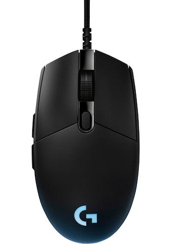 Logitech G »PRO (HERO)« Gaming - Maus (USB, 12000 dpi) kaufen