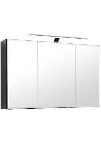 HELD MÖBEL Spiegelschrank »Fontana«, Breite 100 cm, mit Soft-Close-Funktion und Steckdose kaufen