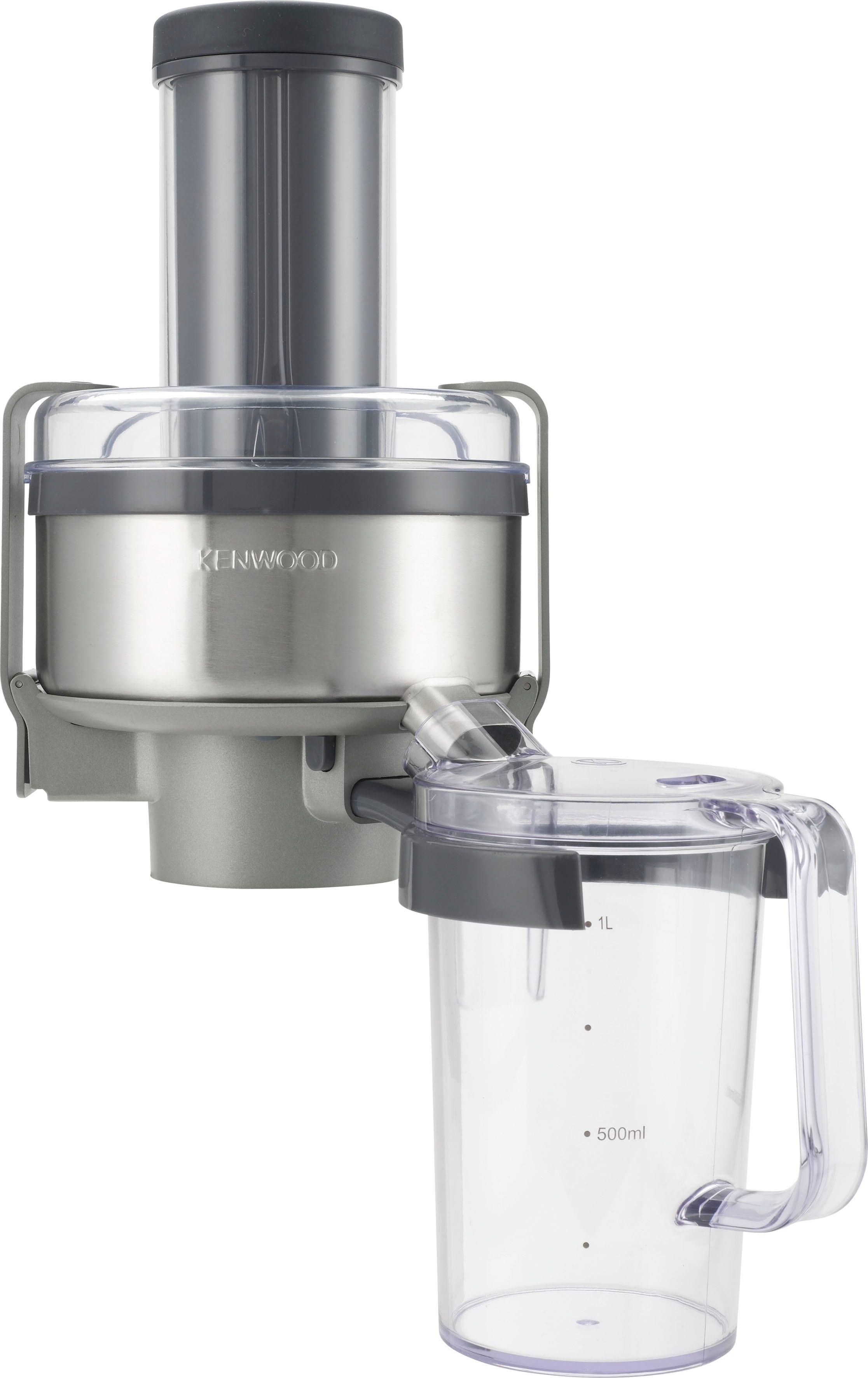 KENWOOD Entsafteraufsatz AT641 weiß Küchenmaschinen SOFORT LIEFERBARE Haushaltsgeräte