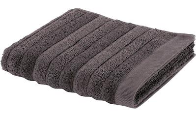 Möve Handtücher »Wellbeing«, (1 St.), aus Bio-Baumwolle und Leinen kaufen