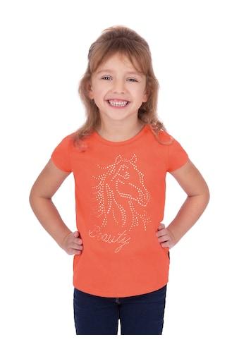 Trigema T-Shirt, mit Glitzer-Pferd kaufen