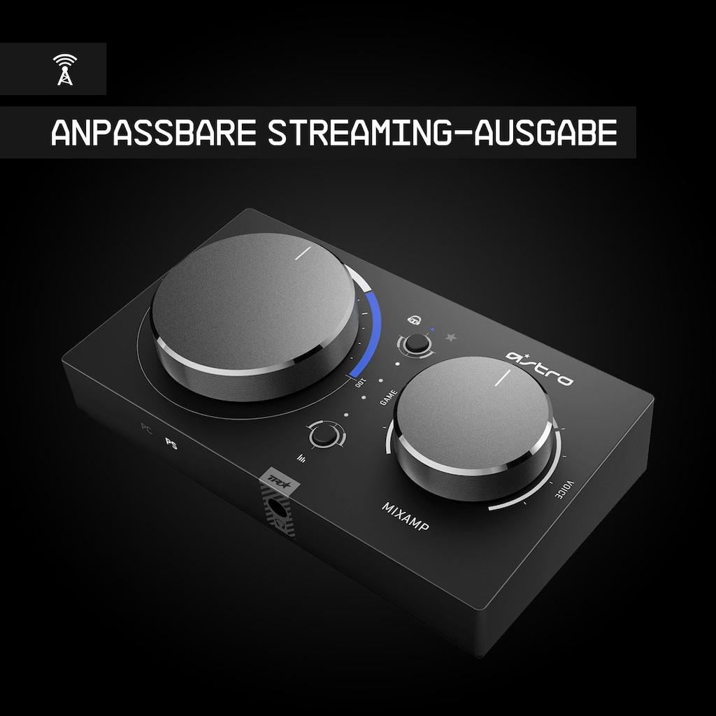 ASTRO Gaming-Headset »MixAmp Pro TR -NEU- (PS4, PS3, PC, MAC)«, Zubehör