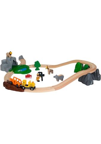 """BRIO® Spielzeug - Eisenbahn """"BRIO® WORLD Safari Bahn Set"""" kaufen"""