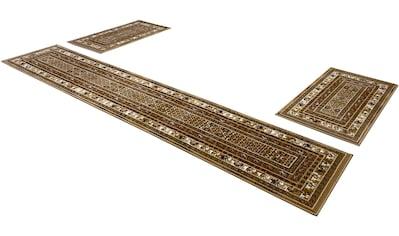 Bettumrandung »Senne« DELAVITA, Höhe 7 mm (3 - tlg.) kaufen