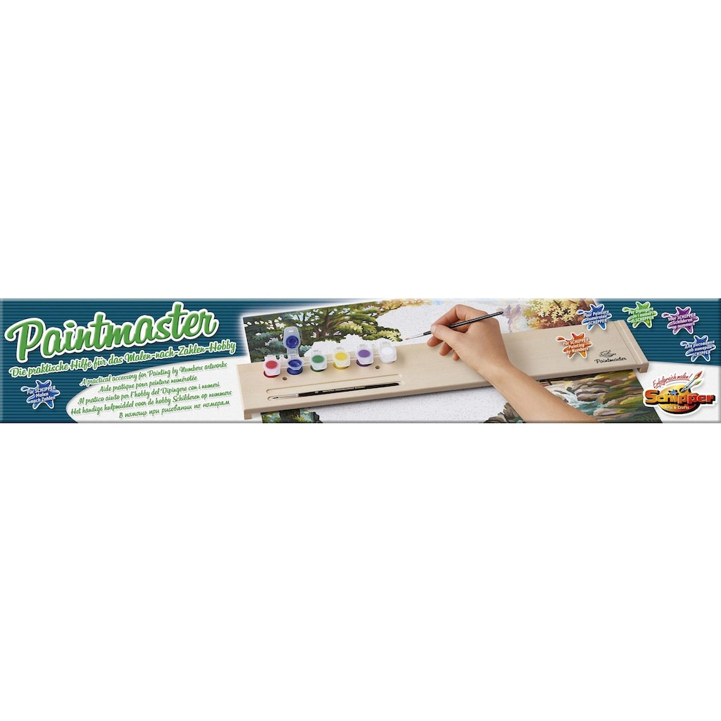Schipper Malen nach Zahlen »Paintmaster«, Made in Germany
