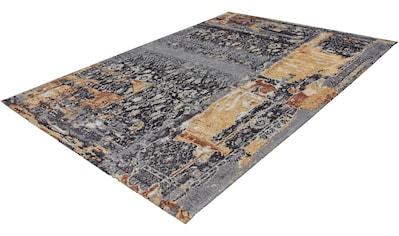 calo-deluxe Teppich »Ophir 988«, rechteckig, 8 mm Höhe, Kurzflor, Wohnzimmer kaufen