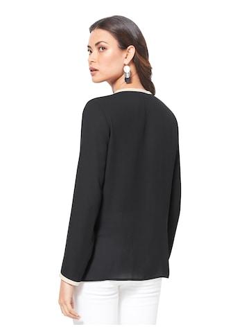 Creation L Bluse in eleganter 2 - in - 1 - Optik kaufen