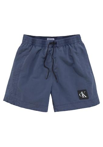 Calvin Klein Badeshorts, in Jeansoptik kaufen