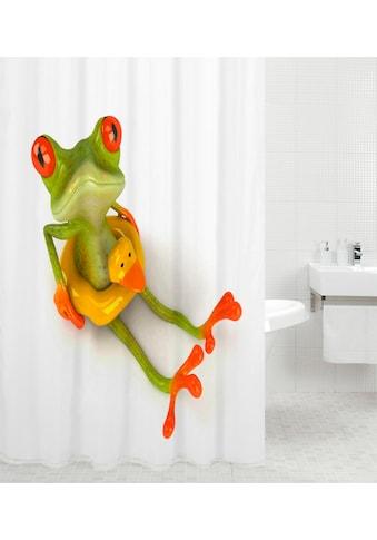 SANILO Duschvorhang »Froggy«, 180 x 180 cm kaufen