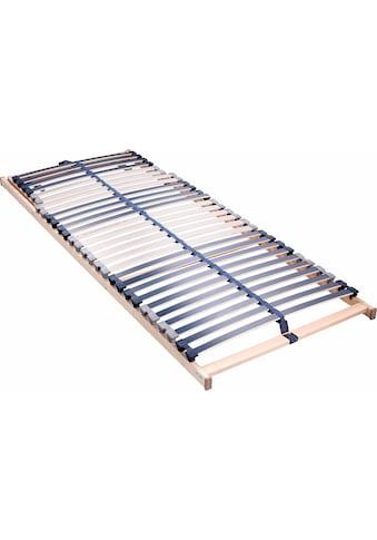 BeCo EXCLUSIV Lattenrost »Dura Flex LR-K«, 7 Zonen, ideal für Doppelbetten kaufen