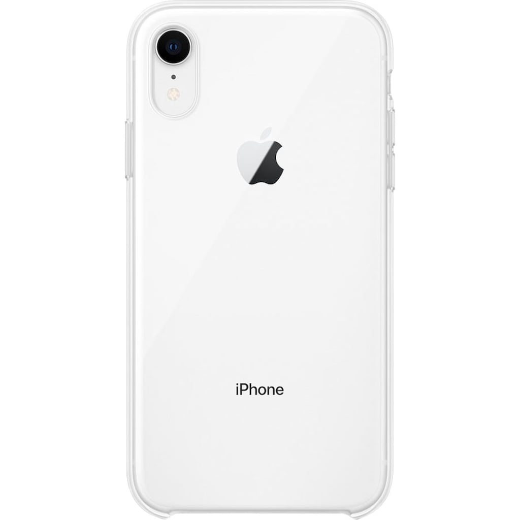 Apple Smartphone-Hülle »iPhone XR Clear Case«, iPhone XR