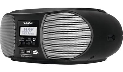 TechniSat »Digitradio 1990« Radio (FM - Tuner,Digitalradio (DAB+), 3 Watt) kaufen