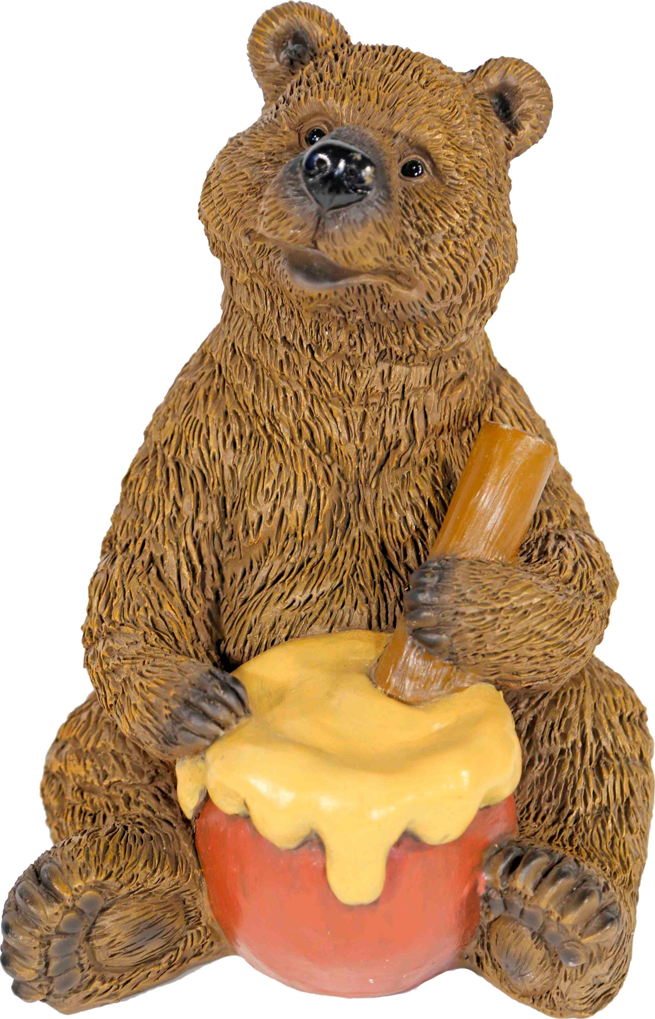 Casa Collection by Jänig Tierfigur, H 32 cm braun Tierfiguren Figuren Skulpturen Wohnaccessoires Tierfigur