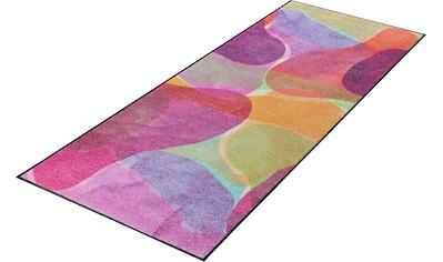 Läufer, »Athmo«, wash+dry by Kleen - Tex, rechteckig, Höhe 7 mm, gedruckt kaufen