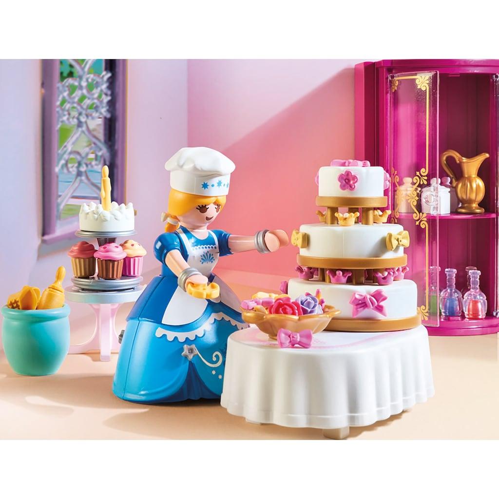 Playmobil® Konstruktions-Spielset »Schlosskonditorei (70451), Princess«, (133 St.), ; Made in Germany