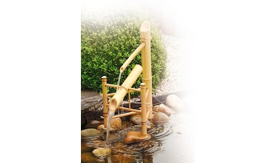 UBBINK Set: Wasserspiel »Bambus«, 66 cm Höhe kaufen