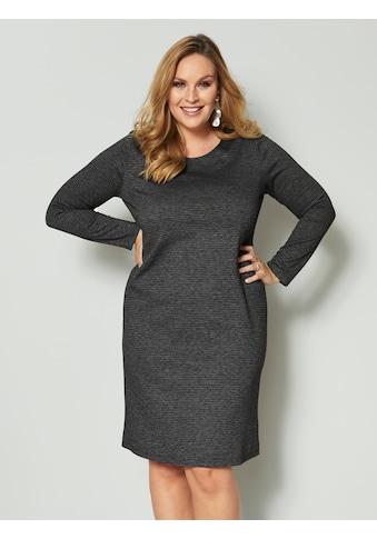 Sara Lindholm by Happy Size Jerseykleid kaufen