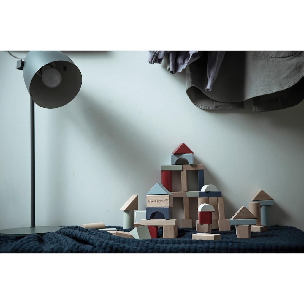 EverEarth® Spielbausteine »Lifestyle Building Blocks«, (Set, 50 St.), FSC®-Holz aus gewissenhaft bewirtschafteten Wäldern