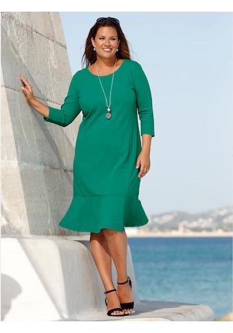 m. collection Kleid mit feinen Details kaufen
