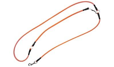 HEIM Hundeleine »Biothane«, orange, Ø: 1 cm, L: 2,5 m kaufen