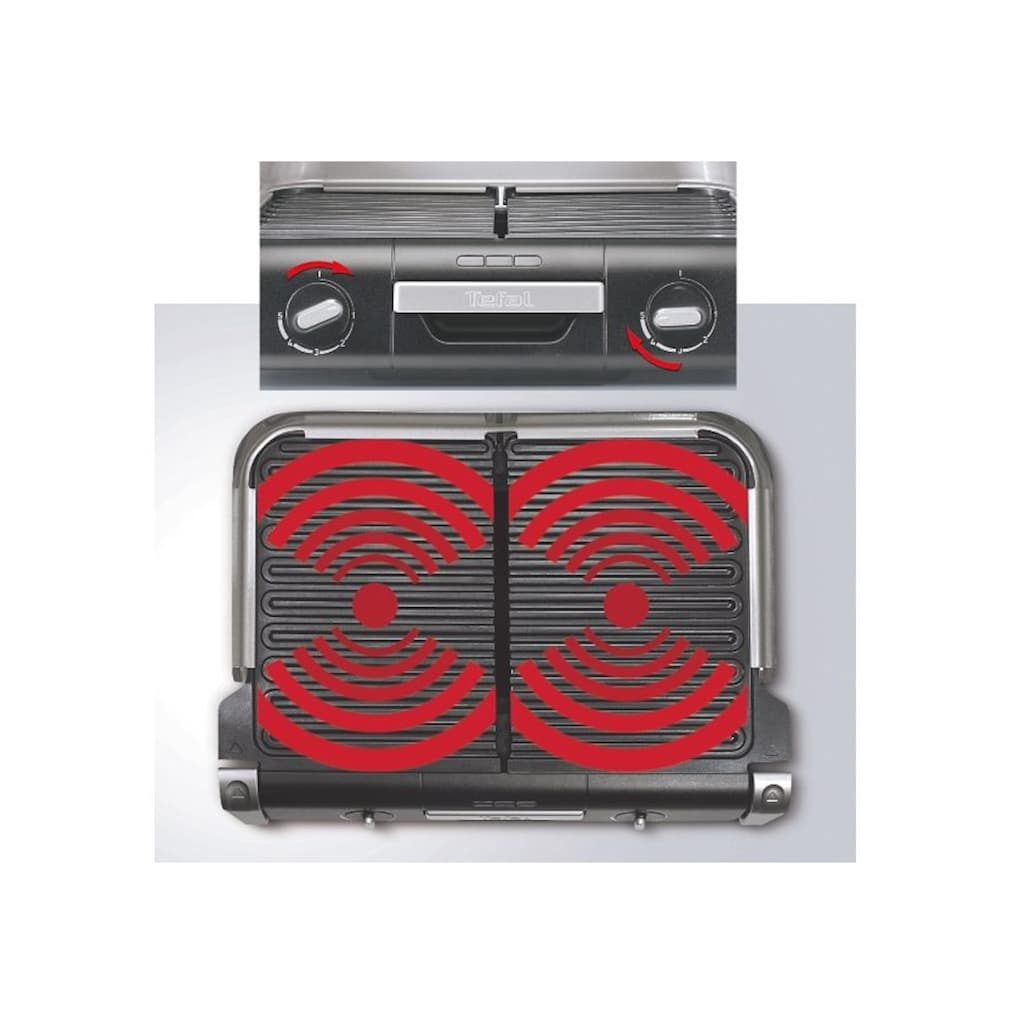 Tefal Tischgrill »Grill Family TG8000«, 2400 W