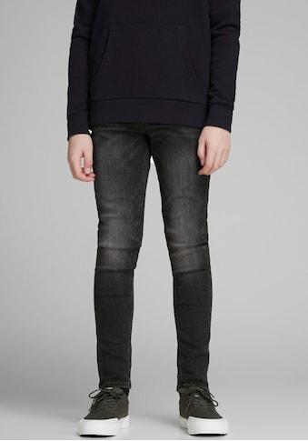 Jack & Jones Junior 5 - Pocket - Jeans »JJILIAM JJORIGINAL AM 83« kaufen